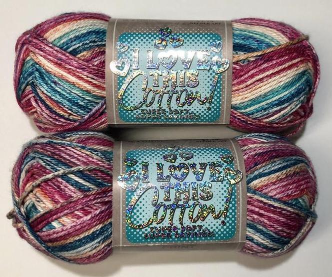 Crochet Blanket Stitch Washcloth FREE Pattern